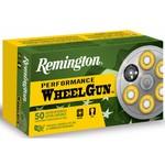 Remington Performance WheelGun .32 S&W 88 Grain Lead Round Nose (50-Rounds)