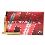 Hornady Superformance Centerfire Ammunition (20 Rounds)
