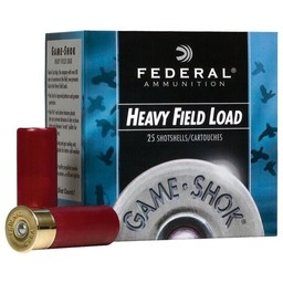 Federal Federal Heavy Field Load Shotgun Shells