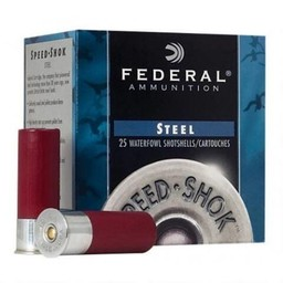 Federal Federal Speed-Shok Shotgun Shells (25-Rounds)