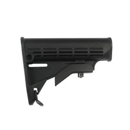 IMI Tactical Stock M16/AR15 Enhanced M4 Style Black