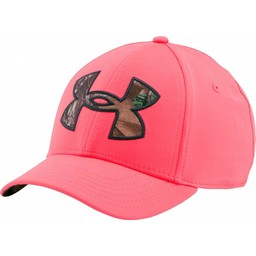 Under Armour Under Armour Woman's Caliber 2.0 Cap Pink M/L