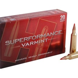 Hornady Hornady Superformance Varmint Centerfire Ammunition
