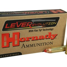 Hornady Hornady LEVERevolution Centerfire Ammunition (20 Rounds)