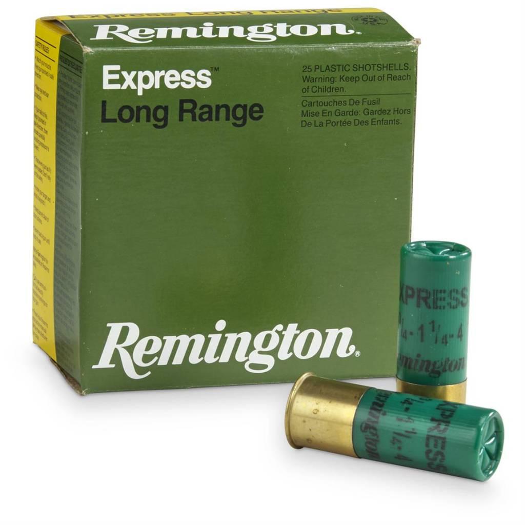 Remington Remington Express Long Range Shotgun Shells