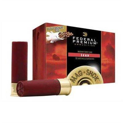 Federal Premium Federal Premium Mag-Shock High Velocity Turkey Load Shotgun Shells