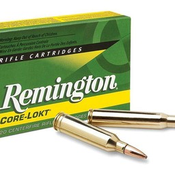 Remington Remington Core-Lokt Centerfire Ammunition (20 Rounds)
