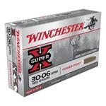 Winchester Super-X Centerfire Ammunition (20 Rounds)