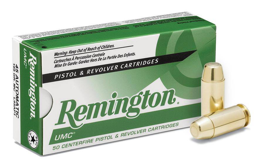 Remington Remington UMC Centerfire Ammunition