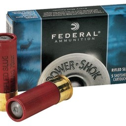 Federal Federal Power-Shok 12 Gauge Maximum Rifled Hollow Point Slug