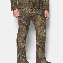 Under Armour Under Armour Mid Season Wool Pants Camo