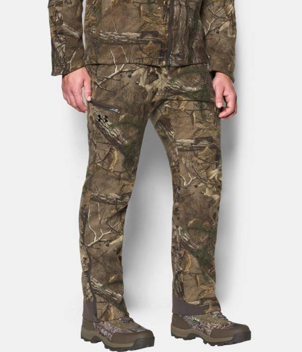 Under Armour Under Armour Mid Season Wool Pants Camo