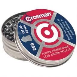 Crosman Premier Maximum Long .177 Cal 7.4 Grain Pellets