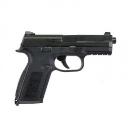 FN FNS-9 9mm Black Finish 3 Dot Sights