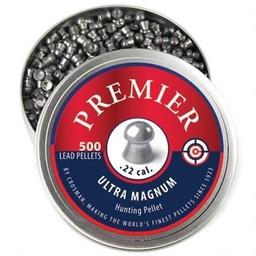 Crosman Premier Domer Ultra Magnum .22 Cal. 14.3 Grain (500-Count)