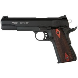 Sig Sauer 1911-22 .22LR Black Finish/Wood Grips