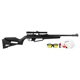 Umarex Umarex NXG APX .177 Cal. Youth Air Rifle w/ 4x15 Scope 495FPS, 5 Targets, Shooting Glasses, and BB's