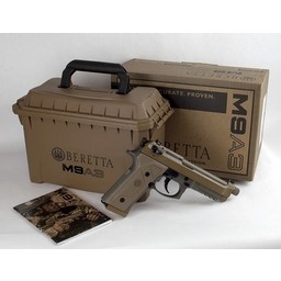 Beretta Beretta M9A3 9mm Pistol w/ Threaded Barrel w/ 3 Magazines