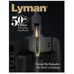 Lyman Lyman 50th Edition Hardcover Reloading Manual