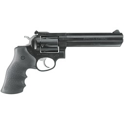 "Ruger GP100 .357 Mag. 6"" Barrel Medium Blue Frame"