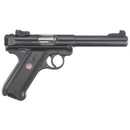 Ruger Mark IV Target .22LR 5.5'' Barrel Blued w/ Adjustable Sights