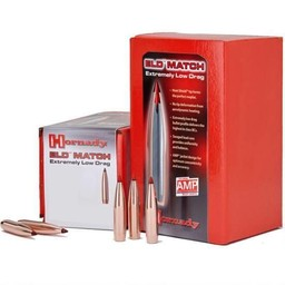 Hornady Hornady Extremely Low Drag (ELD) Match Bullets