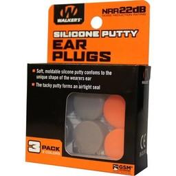 Walker's Game Gear Walker's Silicone Putty Ear Plugs