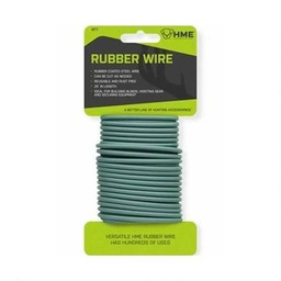 Hunting Made Easy HME Rubber Wire 25'