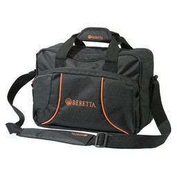 Beretta Beretta Uniform Pro Black Soft Cart Bag Black/Orange