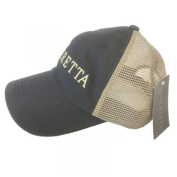 Beretta Beretta LP Trucker Hat Navy/Tan