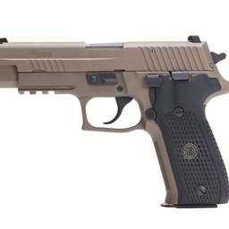 Sig Sauer P226 Emperor Scorpion 9mm 4.4'' Barrel SigLite Sights G10 Grips