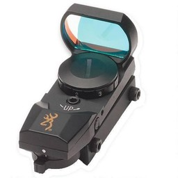 Browning Browning Buck Mark Reflex Sight 4-Reticles Matte Black