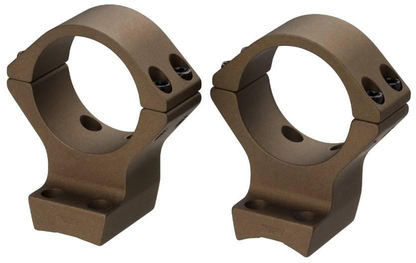 "Browning Browning X-Bolt Integrated Scope Mount Bronze Cerakote 1"" Standard"