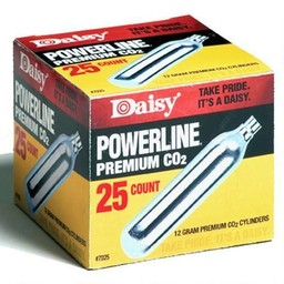 Daisy Powerline Premium CO2 (25-Count)
