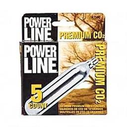 Daisy Powerline Premium Co2 (5 Count)