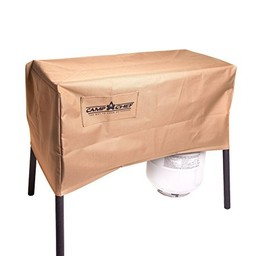 "Camp Chef Two-Burner Patio Cover (Fits Select 14"" Stoves)"