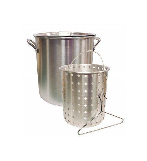 Camp Chef 32 Quart Stock Pot w/ Basket