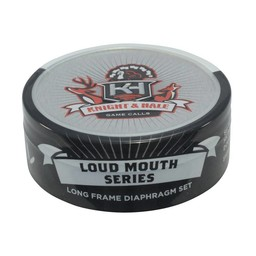 Knight and Hale Loud Mouth Series Long Frame Diaphragm Call