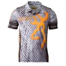 Browning Browning Short Sleeve Shirt Team Browning Polo