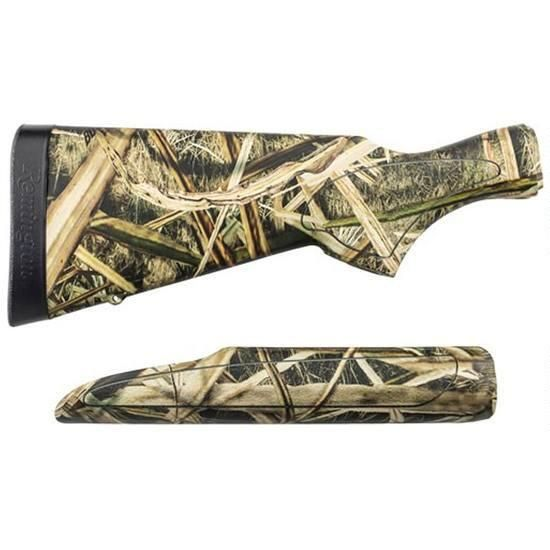 Remington Model 870 12 Gauge Stock and Fore-End Mossy Oak Shadow Grass  Blades