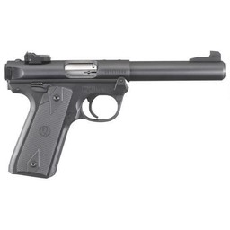 Ruger Mark IV Target 22/45 .22LR 5.5'' Barrel w/ Adjustable Sights