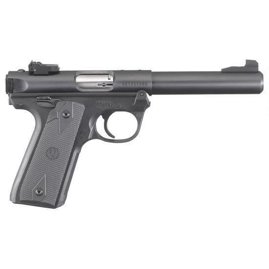 Ruger Mark IV Target 22/45 .22LR 5.5'' Barrel w/ Adjustable Sights