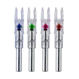 Nockturnal Helios LED Lighted Vane System (3-Pack)