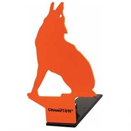 Champion Howling Coyote Metal Pop Up Target