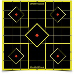 Birchwood Casey Birchwood Casey Shoot-N-C Reactive Targets (6-Pack)
