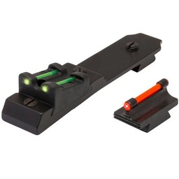 TRUGLO Lever-Action Rifle Set Fiber-Optic Front/Rear Sight