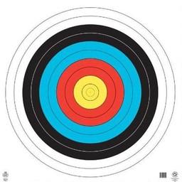 Maple Leaf Press Fita 60cm 10 Ring 4 Color Target Face (25-Count)