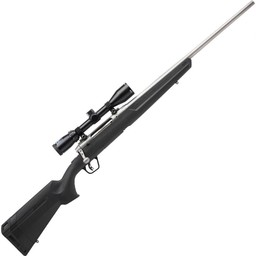 Savage Arms Savage Axis II XP .223 Rem. Stainless Steel Barrel Synthetic Matte Stock w/ Bushnell Banner Scope