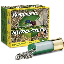 Remington Remington Nitro-Steel High Velocity Magnum Shotgun Shells