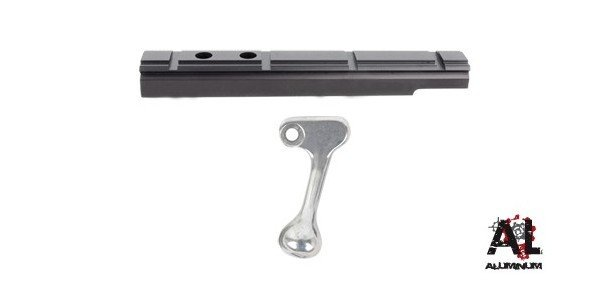 ATI Mosin Nagant Scope Mount and Bolt Handle
